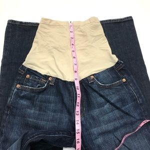 7 For All Mankind Jeans - 7 For All Mankind Maternity Bootcut Jean